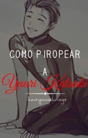 Como piropear a Yuuri Katsuki