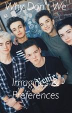 why dont we imagines by maddieaub