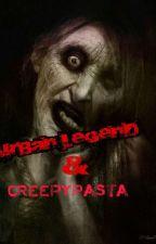 Urban Legends Creepypasta by Nachishakus