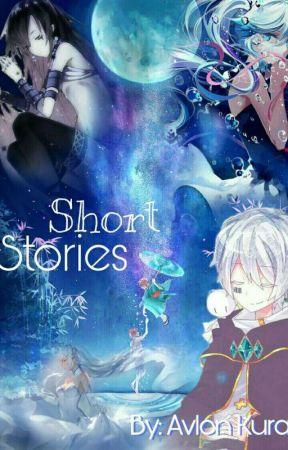 Short Storiez by Alvlon