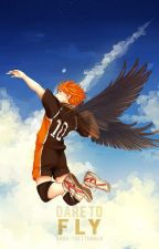 Tocando el cielo (Haikyuu!! Kageyama-Hinata) by FullbusterFic
