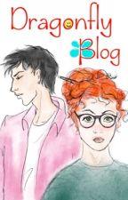 Dragonfly Blog by Reginafenice