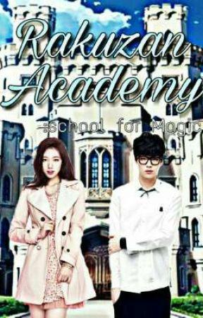 Rakuzan  Academy School for Magic: The Long Lost Princess by Pretty_Yuckino