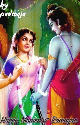 Moments Of Eternity : Ramayana One shot book 😊 - Sakshi