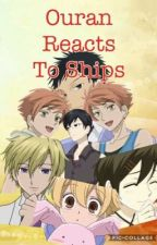 Ouran Reacts To Ships by Newt_Sangster