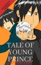 TALE OF YOUNG PRINCE : Second Trial by wanzeneth
