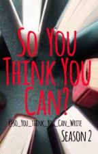 So You Think You Can-Season 2 by So_You_Think_You_Can