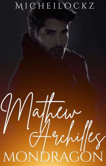 Naughty Men Series 1 - Mathew Archiles Mondragon