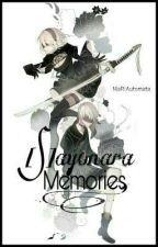 [S]ayonara Memories (NieR: Automata) by AzureSky15