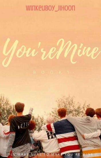 [✔] You're Mine ✽ Park Jihoon