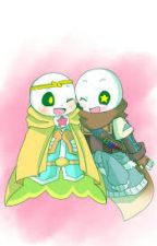 ask or dare Ink and Dream sans by Angelcandy321