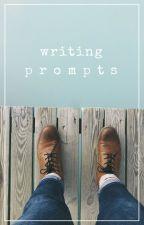 writing prompts by emilyisfriendly