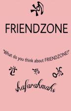 FRIENDZONE by shafarahmahs