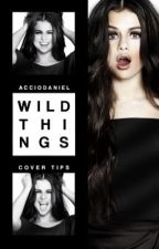 wild things | book cover tips by acciodaniel