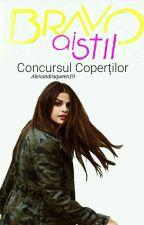 Bravo Ai Stil !  -Concursul Coperților  by Alexandraqueen19