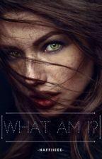 What Am I ? (Werewolf) by Haffiieee