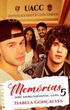 Memórias - 5 - Jeff e Dinho. by Isainguk
