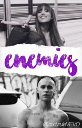 enemies   ♡   J.B & A.G by codyryleVEVO
