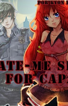 Mate-me se for capaz by KyonHiryu