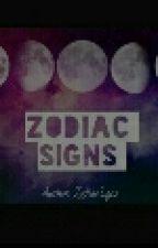 ZoDiAc SiGnS by mariehfisher