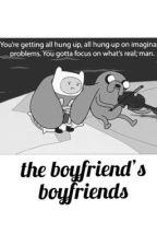the boyfriend's boyfriend ~ lashton by tarjesandvikmoe