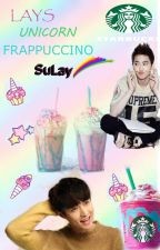 Lay's unicorn frapuccino by saengmoon