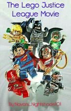 The LEGO Justice League Movie by CalebC-137