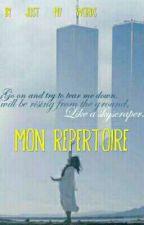 Mon répertoire  by just_my_words