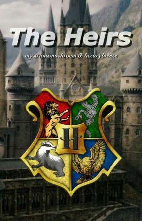 The Heirs by Mystriousmushroom