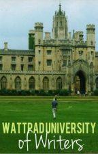 Wattpad University of Writers by WattyUniversity
