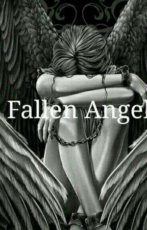 Fallen Angel by MissMariaAlatorre