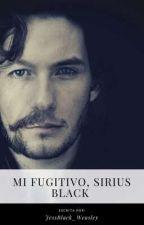 Mi fugitivo, Sirius Black by JessBlack_Weasley