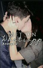 Met On Whatsapp  by Andryx12