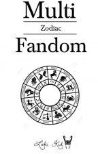 Fandom Zodiacs  by loki_kid