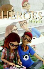 Alyno: Heroes by -HikariNoir