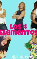 Los 4 elementos❣ by Laliter_0611