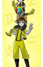 Sollux Captor X reader by lucerotp