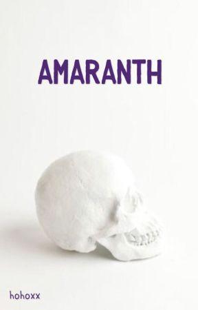 Amaranth by hohoxx