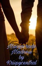 Masquerade Madness : T. Holland by band-horse-lover