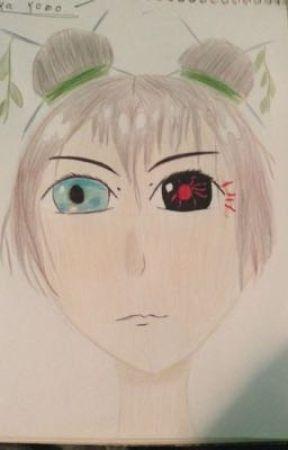 Half Monster (Tokyoghoul Fan Fic.) by MissJapaneseDreams
