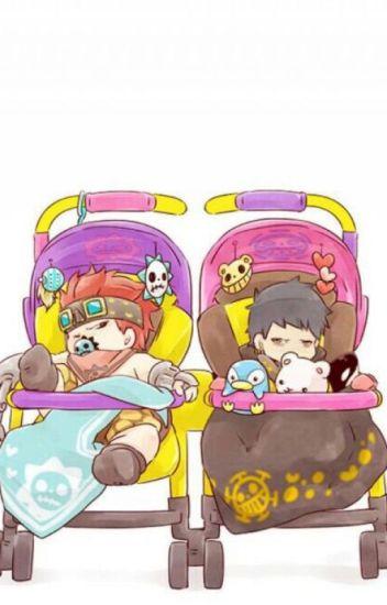 Hell's Nursery ~ One Piece x Reader