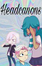 ~FNAFHS Headcanons~ by katzurazura