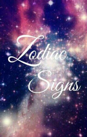 Zodiac signs by Floofia