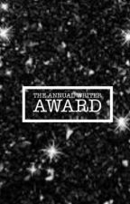 The Annual Writer Awards by AnnualWriterAward