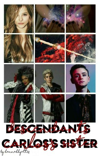 Descendants Fanfiction Carlos Scared