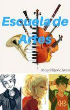 Escuela de Artes by DiegoHijodeAtenea