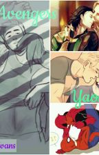 imagenes ♡yaoi avengers ♡ by AgusFortini