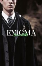 enigma// tom m. riddle // x reader by aestheticblossom