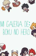 Mi galería de: Boku no hero by AmeKorutesu