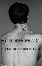 Homophobic 2 - KNK Seungjun X Jihun by salt-and-lemonade